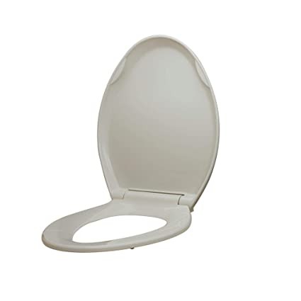 Astounding Elongated Slow Closed Front Toilet Seat With Quick Release Squirreltailoven Fun Painted Chair Ideas Images Squirreltailovenorg