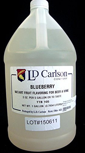 Blueberry Flavoring - 1 gallon