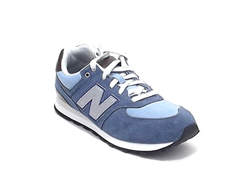 New Balance , Jungen Sneaker Blau Azzurro