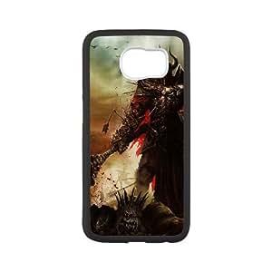 Samsung Galaxy S6 Cell Phone Case White Diablo 009 JSY4220857KSL
