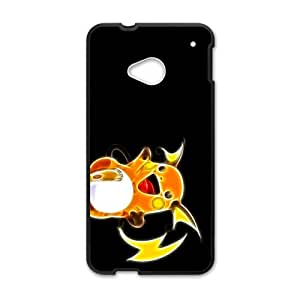 Cartoon Anime Pokemon fashion Phone case for HTC ONE M7