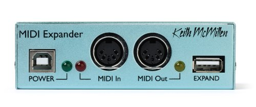 MIDI Expander for Keith McMillen Instruments by Keith McMillen Instruments (Image #1)