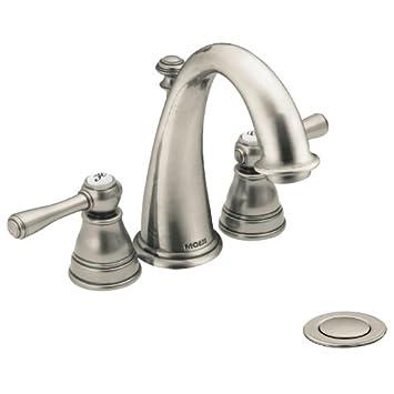 Bronze 8 inch faucet