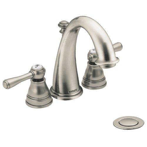 Moen Antique Nickel Widespread Faucet Antique Nickel Moen Widespread Faucet