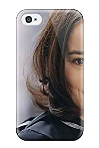 Alizee Celebrity Case Compatible With Iphone 4/4s/ Hot Protection Case