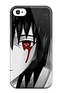 Andrew Cardin's Shop Anti-scratch Case Cover Protective Uchiha Sasuke Case For Iphone 4/4s 6311705K27674982