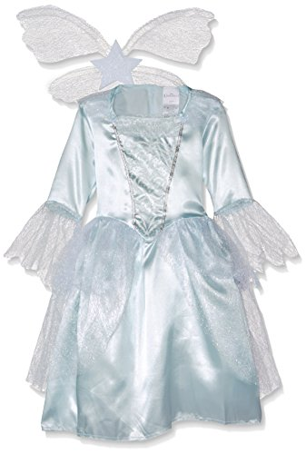 Disguise Fairy Godmother Movie Classic Costume, X-Small (3T-4T) (Disney Princess Girls Cinderella Classic Costume)