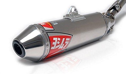 Yoshimura Rs 2 Full System (Yoshimura RS-2 Aluminum Full Exhaust Arctic Cat DVX400 2003-2008)