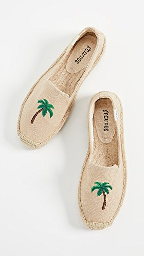 Smoking Women's Safari Tree Slipper Soludos Palm CAwBtCqHn