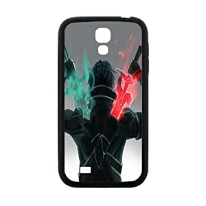 Happy Green and red sword warrior Cell Phone Case for Samsung Galaxy S4