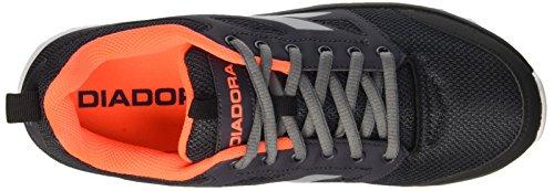 Diadora Hawk 6 - Zapatillas Hombre Negro / Gris