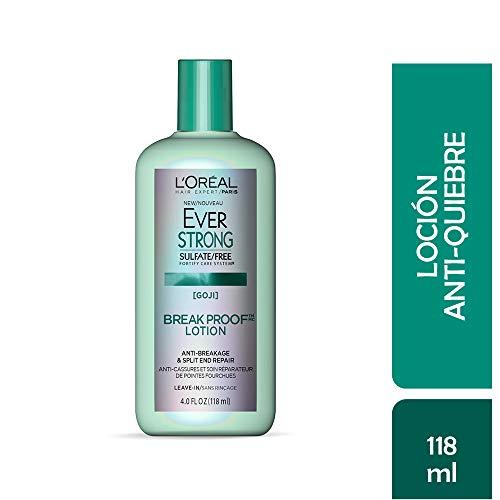 - L'Oréal Paris EverStrong Sulfate Free Break Proof Lotion, 4 fl. oz.