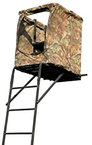 Big Game Treestands The Maxim Ladder Stand | Bass Pro Shops