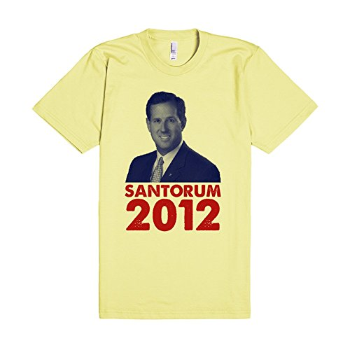 Rick Santorum | 2XL Lemon T-Shirt