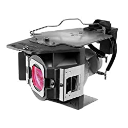 Mw665 Benq Projector Lamp Replacement Projector Lamp Assembly With Genuine Original Philips Uhp Bulb Inside