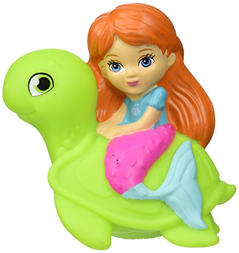 Explorer Bath Squirters (Fisher-Price Nickelodeon Dora and Friends Bath Squirter - Mermaid Kate)
