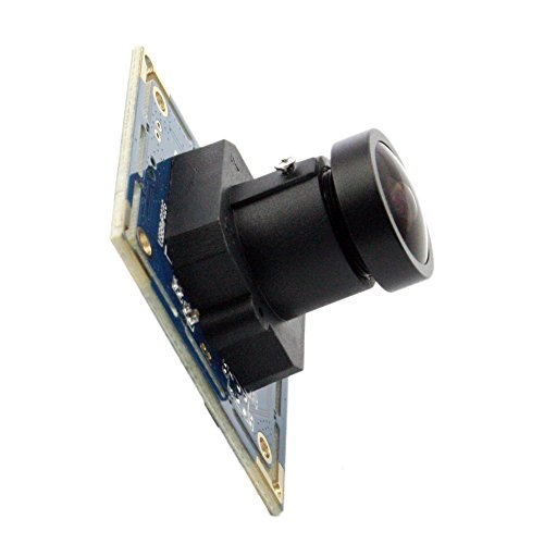 Cctv Usb - ELP 170degree fisheye lens 8MP camera module with USB port for HD high resolution video image view