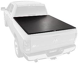TruXedo 245901 TruXport Soft Roll-Up Dual Latch Tonneau Cover