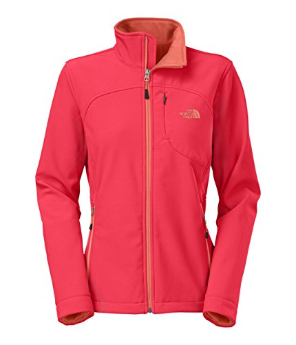 The North Face Women's Apex Bionic Jacket L, Tomato Red