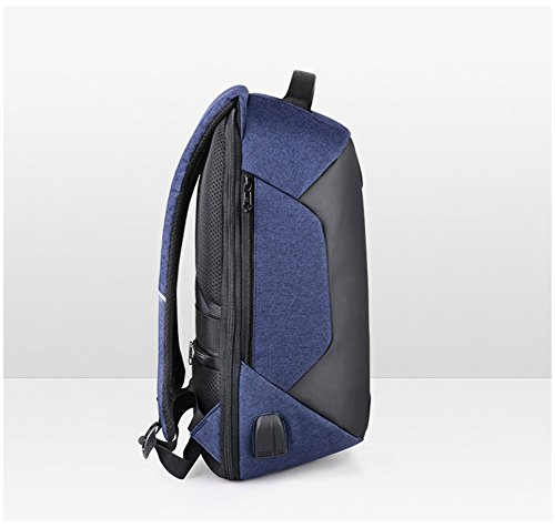 Men Large And Backpack College Sxelodie Women Port Charging Capacity With Outdoor Usb Laptop qa0nxxE