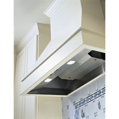 Dual Liner Blower Hood Wall (Square Sides Wall Mount Liner CFM: 300/450E, Duct: 6