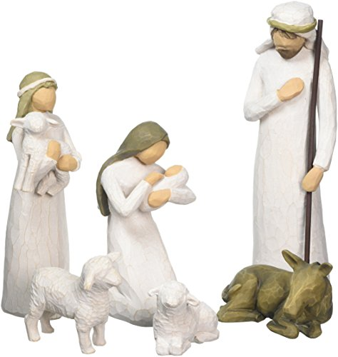 Demdaco Nativity (Willow Tree Nativity Set)