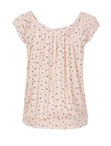 WeaModa - Camisas - para mujer Rosa