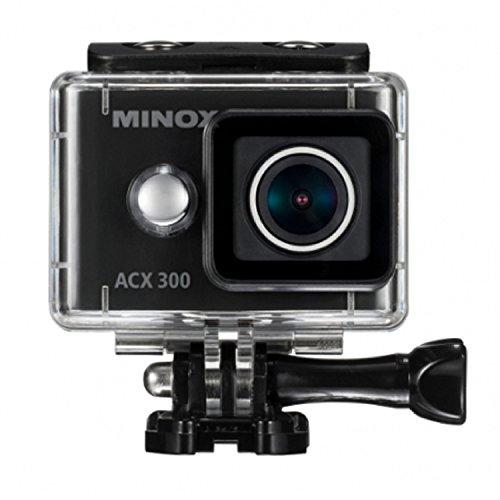 Minox ACX 300 Wi-Fi Action Camera, Camo