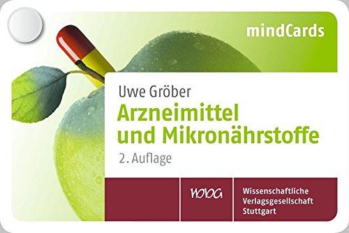 Arzneimittel und Mikronährstoffe: mindcards