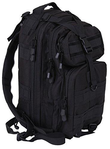 Convertible Medium Transport Pack - BLACK