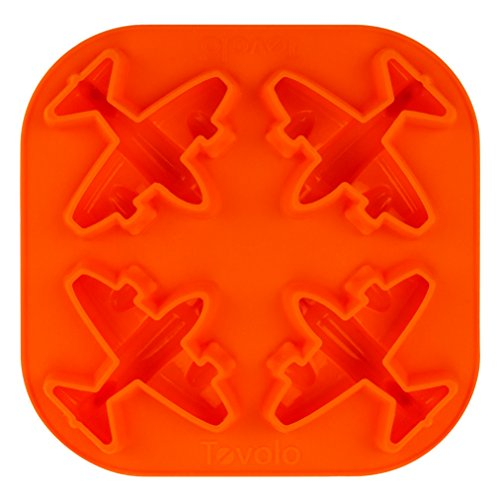 Tovolo Novelty Ice Molds Airplane