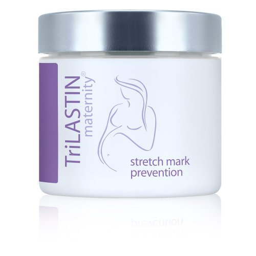 TriLASTIN Maternity Stretch Mark Prevention - 4 (Maternity Skin Care Solutions)