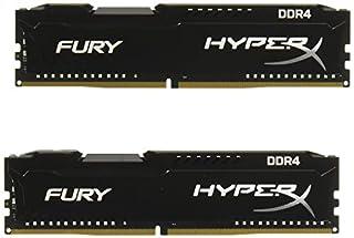 Kingston Technology HyperX Fury Black16GB 2933MHz DDR4 CL17 DIMM(Kit of 2) Memory HX429C17FB2K2/16 (B07BJJXXTS) | Amazon price tracker / tracking, Amazon price history charts, Amazon price watches, Amazon price drop alerts