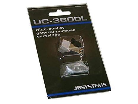 Audio Technica UC-3600L - Fonocaptor: Amazon.es: Instrumentos ...