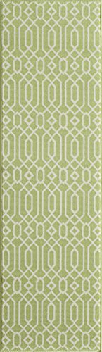 Momeni Rugs BAJA0BAJ 3GRN2376 Collection Contemporary product image