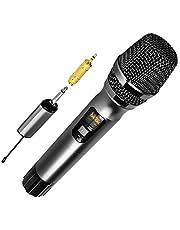 Ankuka Microfono Dinamico per Uso Professionale, per DVD/TV/KTV Audio/Risuonatore, 3m …