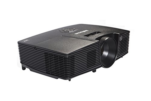 InFocus IN112XA Projector, DLP SVGA 3600 Lumens 3D Ready 2HDMI With Speakers by InFocus