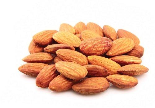 roasted almonds no salt - 5