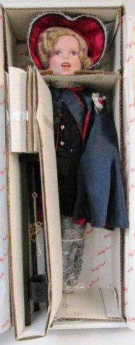 "Shirley Temple ""Good Samaritan"" Porcelain Doll (Christmas Collection)"