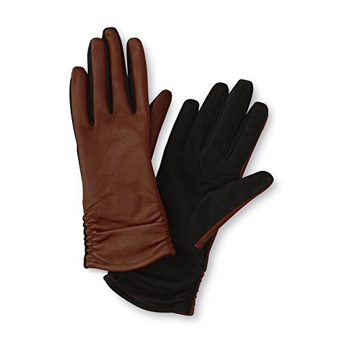 Fownes Womens Touchpoint Leather Gloves product image