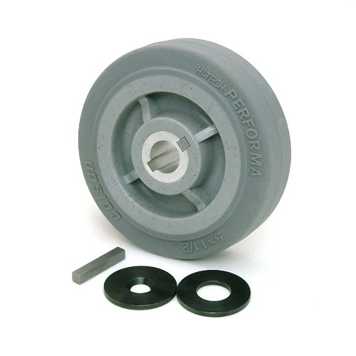 5-inch Drive Wheels with 3/4-inch Keyed Hubs by BattleKits