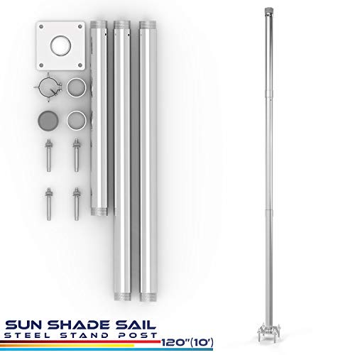 poles for sun shade - 9