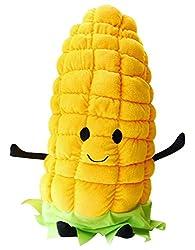"Corn Pillow Plush Toy Vegetable Shaped Doll for Girl and Children Thanksgiving Christmas Gift 23.5"""