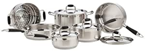 Paderno 10pc Artistry Cookware Set