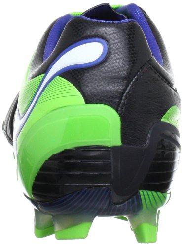 Puma PowerCat 1 SL FG 102780 - Zapatillas de fútbol para hombre negro - Schwarz (black-jasmine green-monac 01)