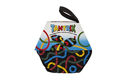 Tantrix Game Pack by Coiledspring Games: Twisted strategy game ages 6 + 1-6 play