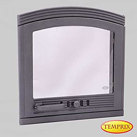 Chimney Door Handle Left H O P E 490 X 500 Mm Fireplace Stove