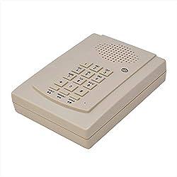 DIAN HUA Telephone Wall-Mounted Telephone, Elevator Wall-Mounted Telephone Bell 3 Sounds Custom-Made
