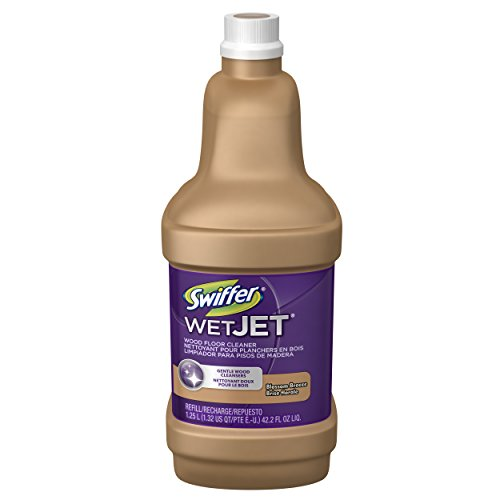 Authentic Swiffer Wetjet Wood Floor Cleaner Solution