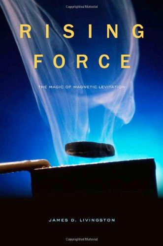 Rising Force: The Magic of Magnetic Levitation